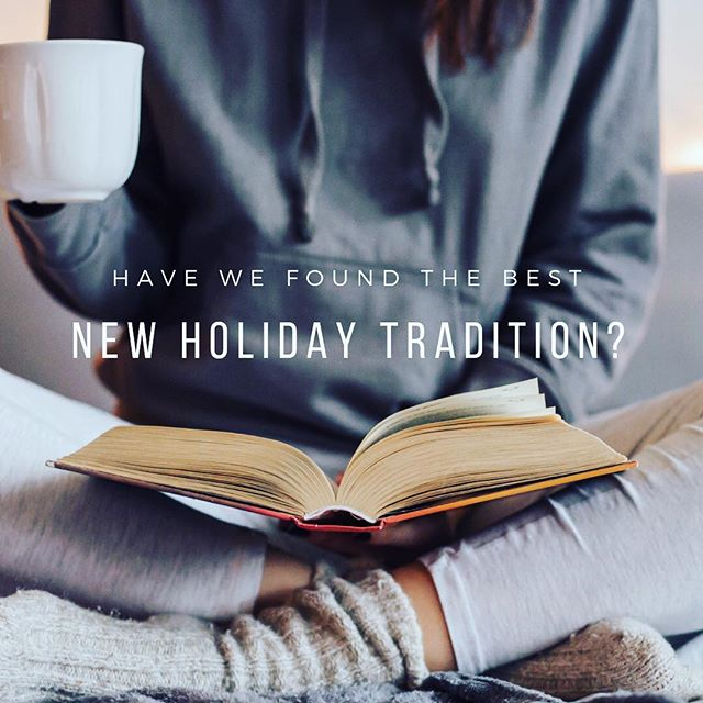 Our new favorite holiday tradition from Iceland! Jólabókaflóð! Try saying that five times fast. It involves exchanging books and eating chocolate. Follow the link in our bio to learn more! . . . #christmas #holiday #cozy #jolabokaflod #bookstagram #chocolate #scio #sciodesign