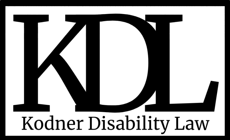 Kodner Disability Law