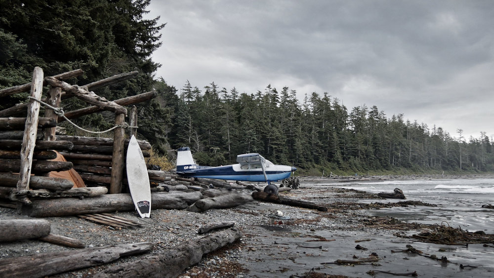 HITCASE: SECRET CANADIAN SURF SHACK -