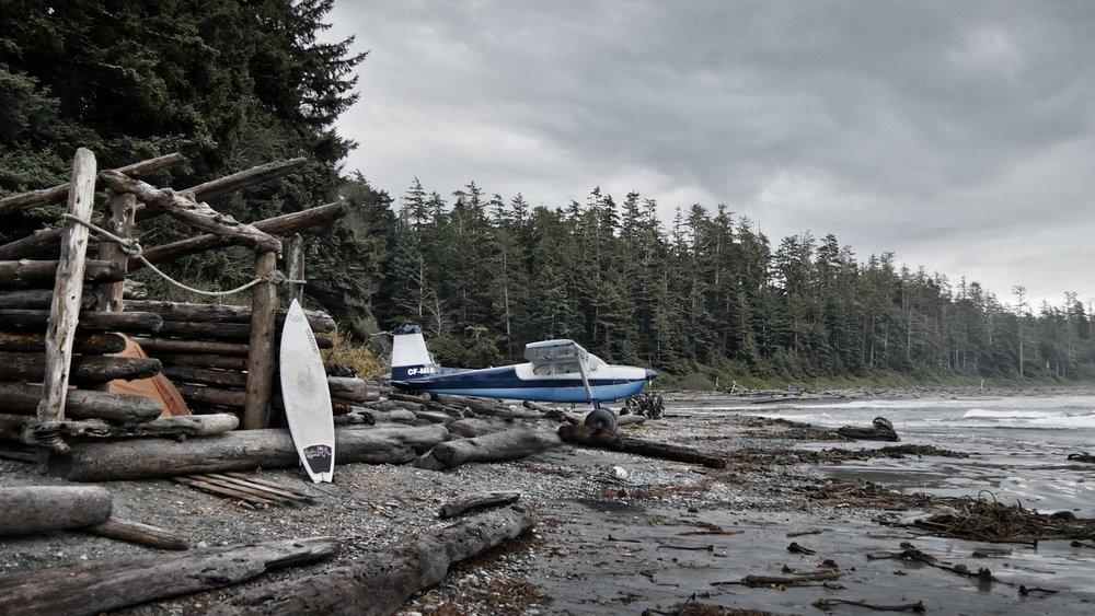 // SECRET CANADIAN SURF SHACK