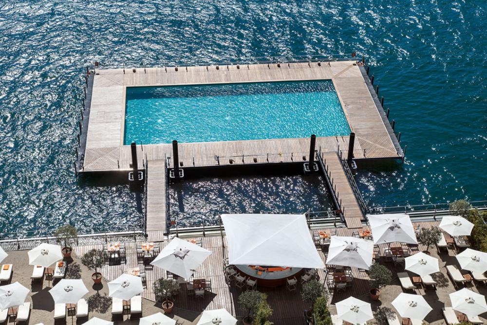 Grand Hotel Tremezzo , Lago di Como.