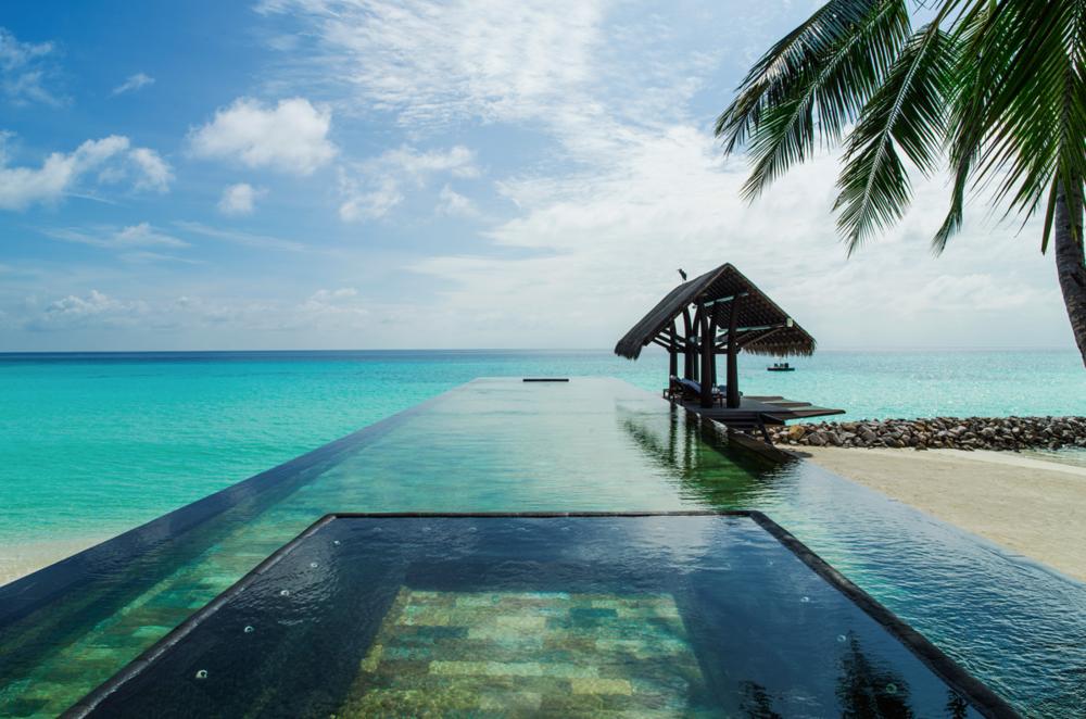 One & Only Reethi Rah , Maldivas.