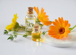 Health with essential oils -
