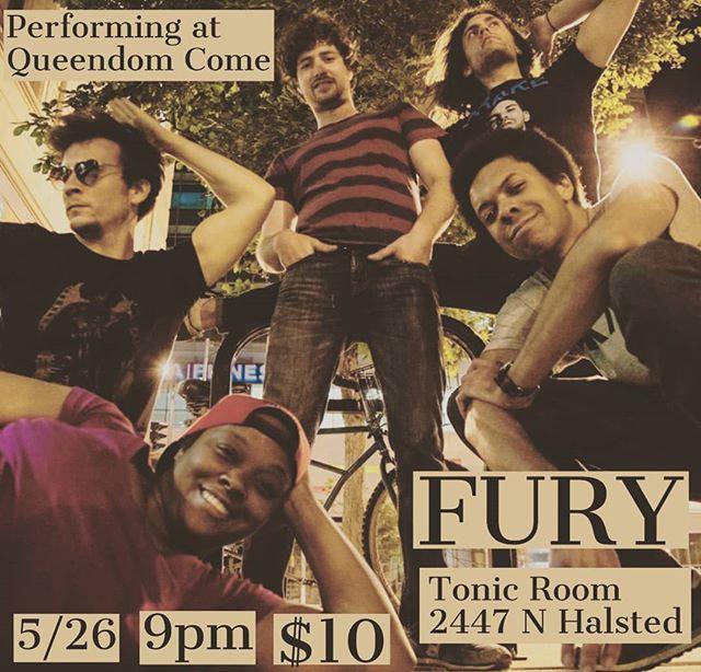 @furyhiphop may 26th!