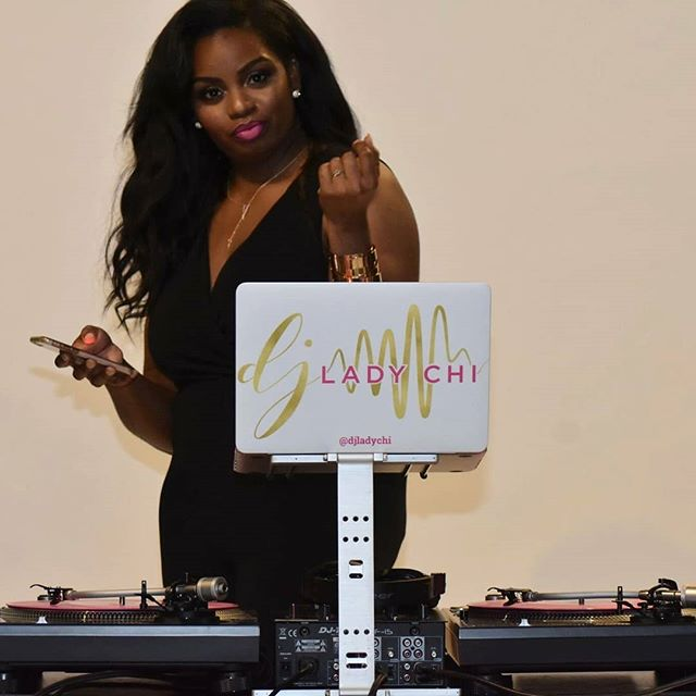 @djladychi will be spinning This Saturday at Tonic Room for Queendom Come! 2447 N Halsted 9Pm! #queendomcome #chicagodj