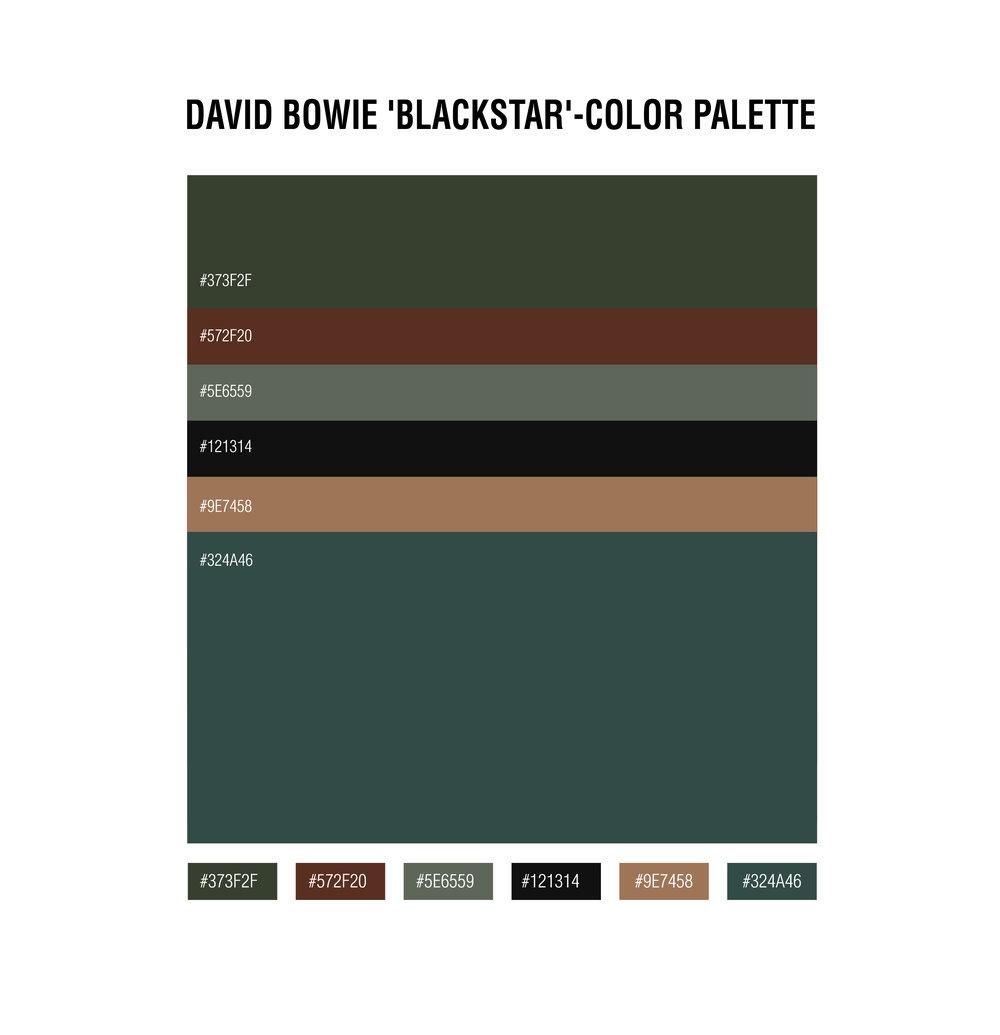 David Bowie Color Palette_2