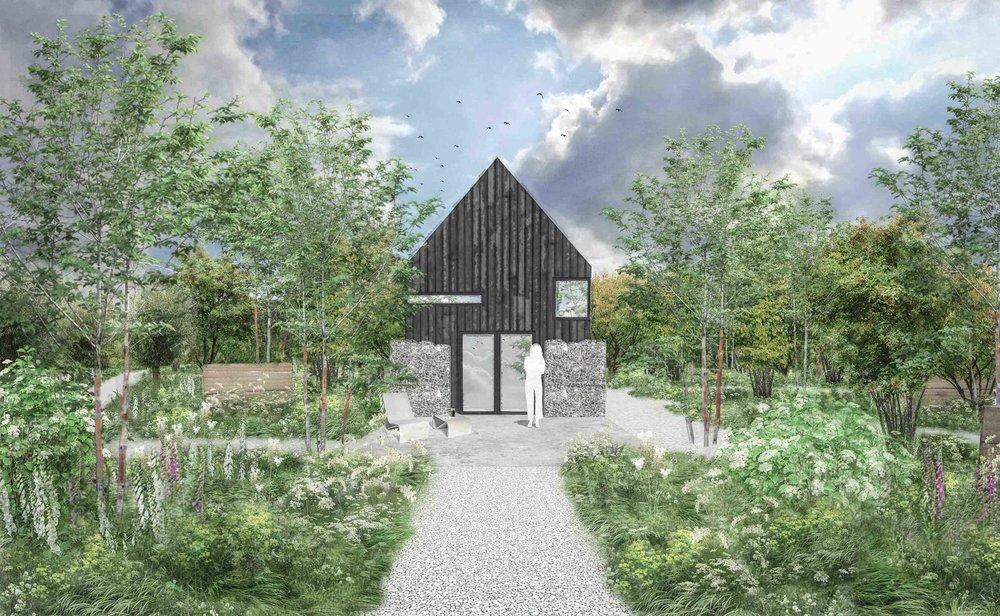 modern studio architecture contemporary design woodland garden.jpg