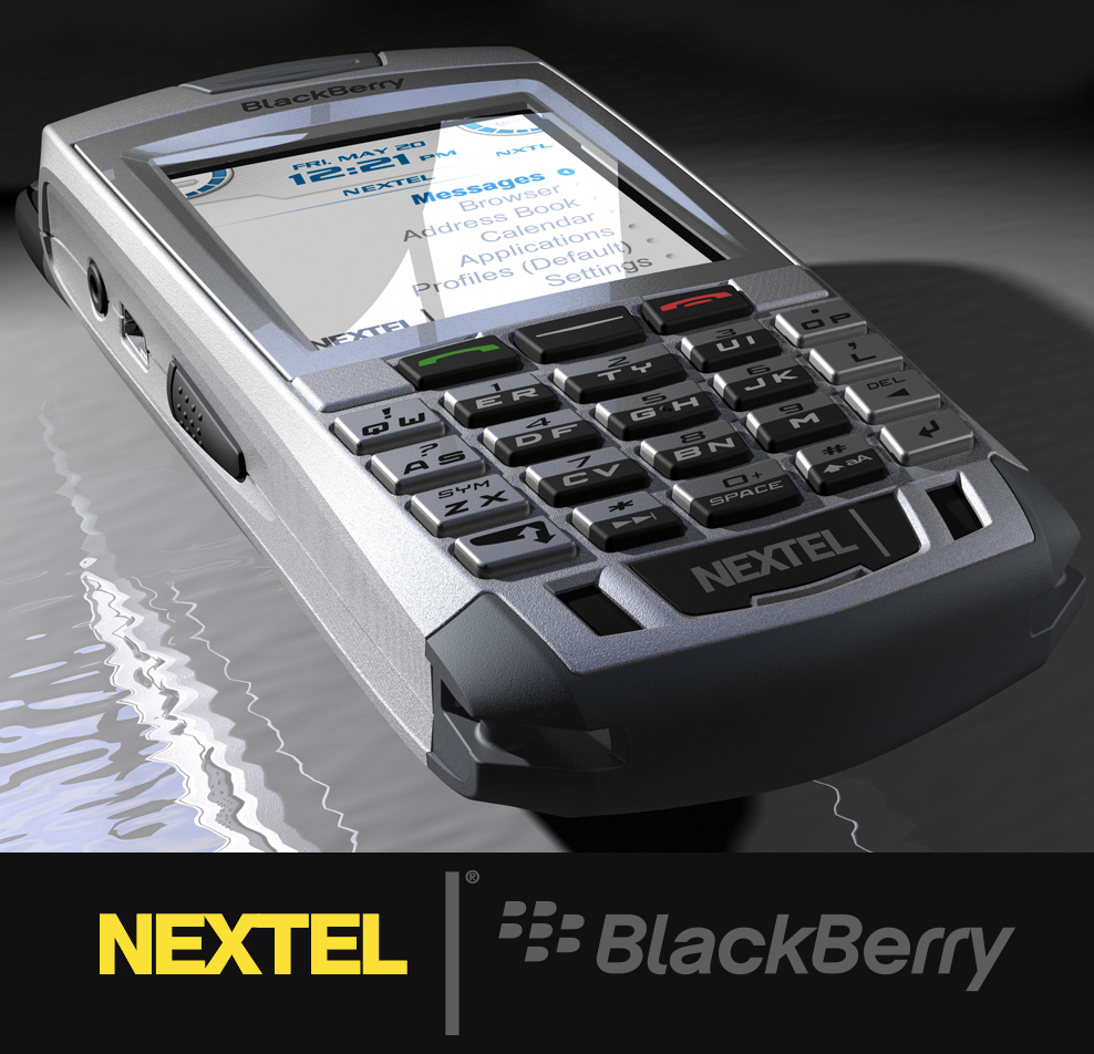 Capturing Share - The SureType user interface was licensed by NEXTEL, displacing the incumbent, Motorola. The introduction of the 7100 series created a paradigm shift and a new consumer category for BlackBerry. This was achieved via an innovative hybrid keyboard comprising two letters on most keys and utilizing patented SureType software, that made sending and receiving email simple.