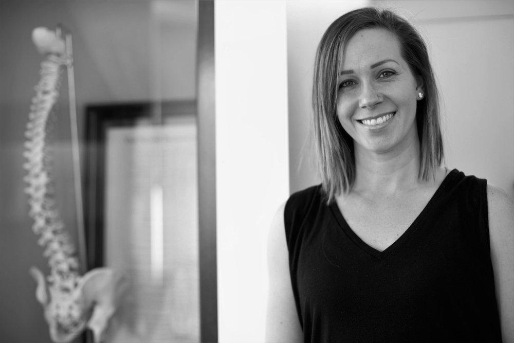 Dr. Karen Quinn, B.Sc, D.C. - Chiropractor