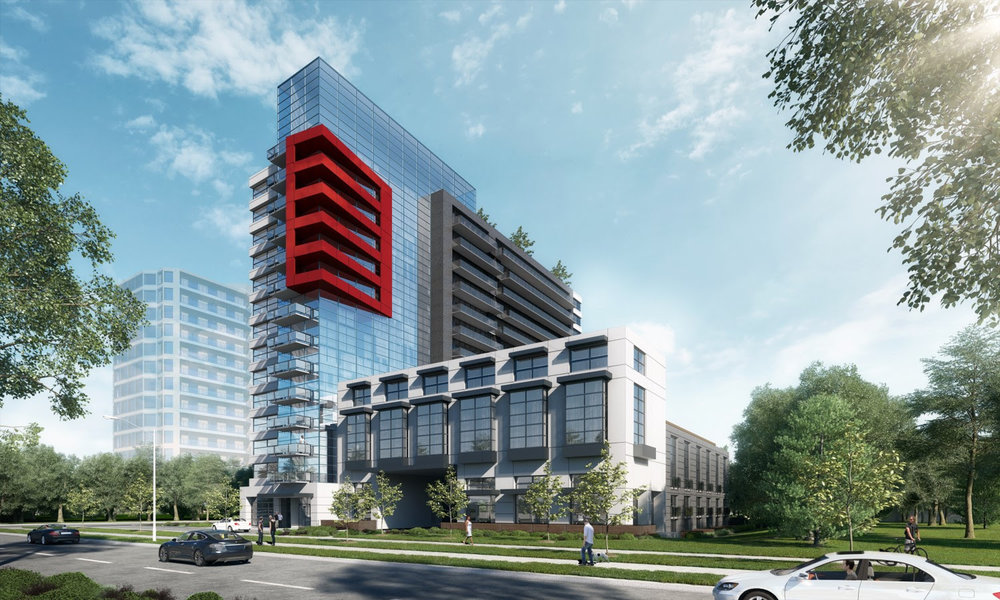 Highlights of Mississauga - by Hazelton Developments