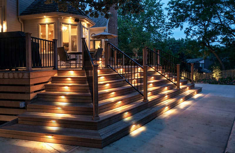 Deck Lighting -