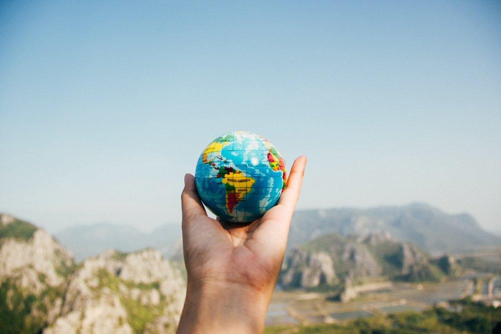 Take a Trip,Make a Difference -
