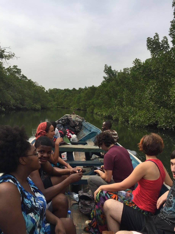 Travelling to Ecolodge Keur Bamboung  (Toubakouta, Fatick, Senegal)