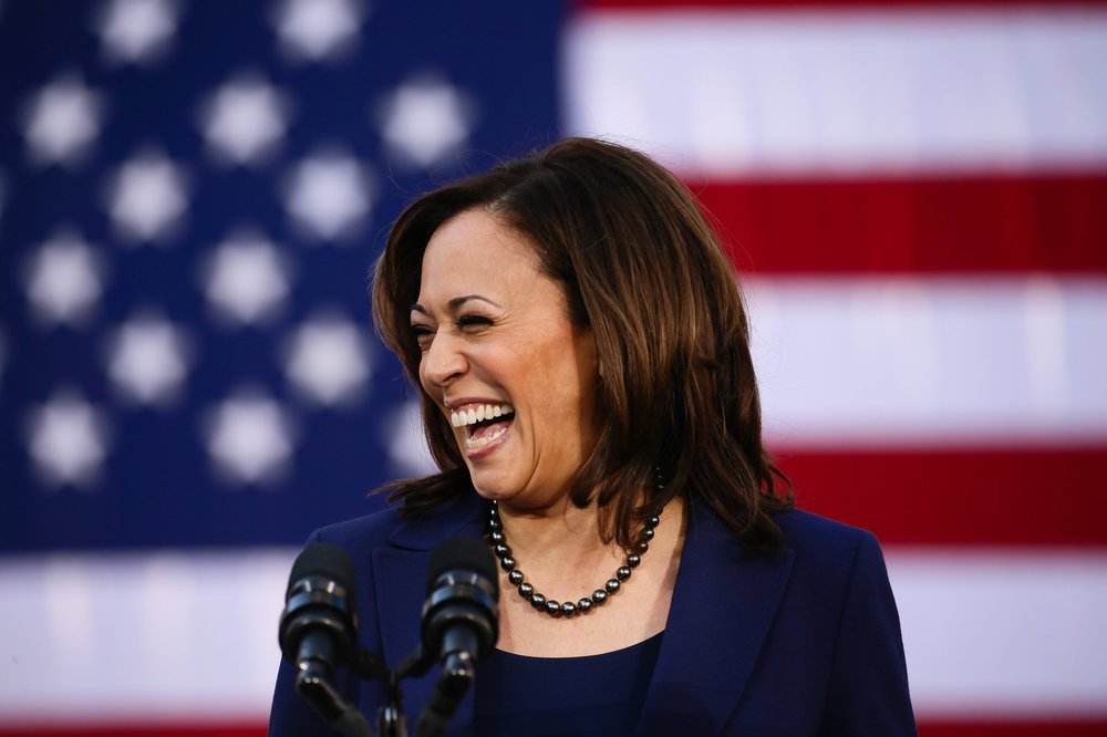 U.S. Senator Kamala Harris, Oakland, California, for Reuters