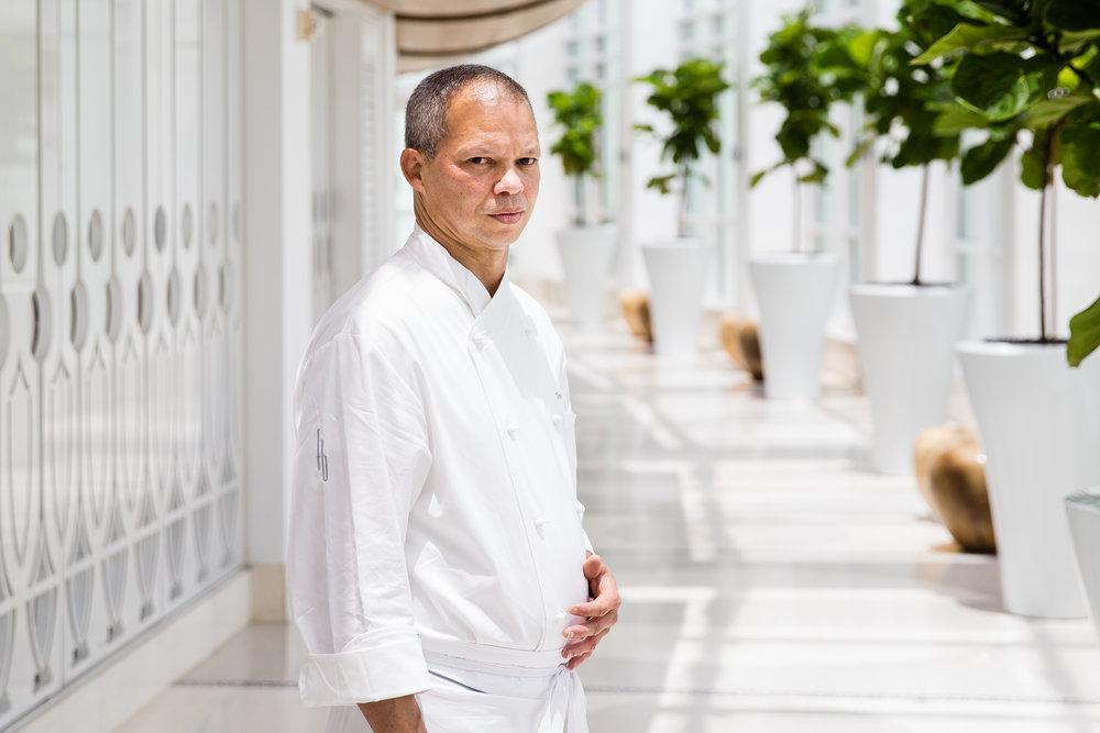 Chef Roberto Fernandez, Miami, Florida, for NBC News