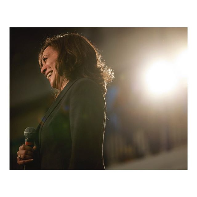 Some work from the @kamalaharris town hall on my #birthday yesterday for @reuters. North Charleston, South Carolina. February 15, 2019. #2020 #election #politics #kamalaharris #election2020