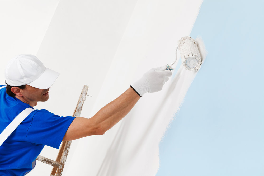 PAINTING - Our experienced painters are clean, precise, and have an unparalleled attention to detail.