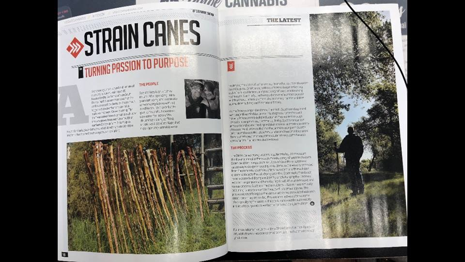 Strain Canes in Tahoe Cannabis