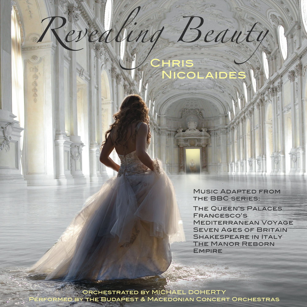 Chris Nicolaides - Revealing Beauty - Julie Elven