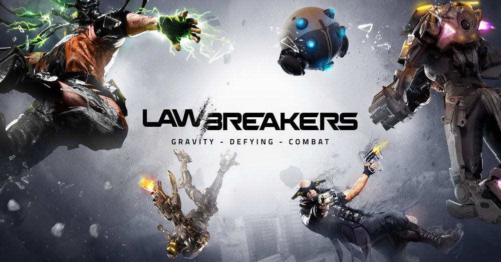 LawBreakers - Original Game Soundtrack - Julie Elven
