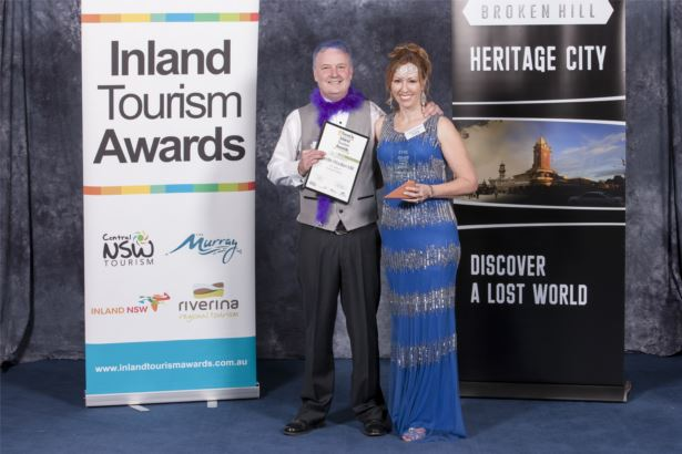 Cultural Tourism Winner - Nundle Woollen Mill