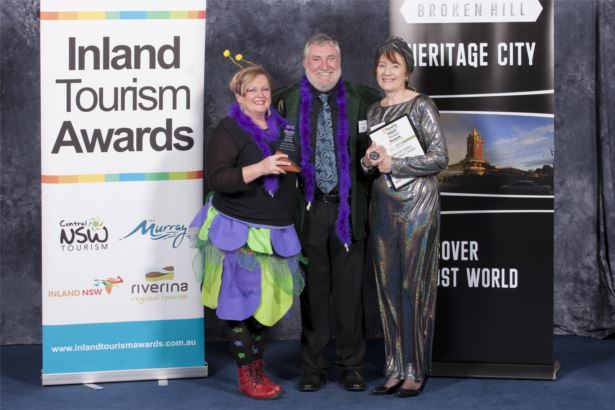 Visitor Information Services Winner - Bathurst Visitor Information Centre