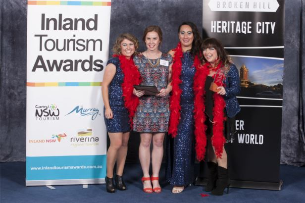 Destination Marketing Winner - Reset your senses in Mudgee Region