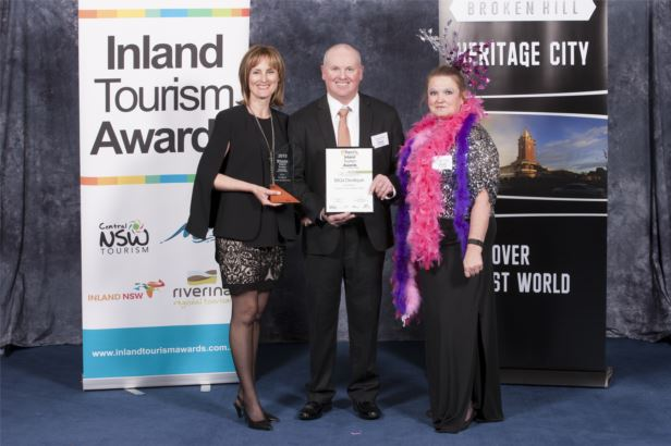 Caravan and Holiday Parks Winner - BIG4 Deniliquin