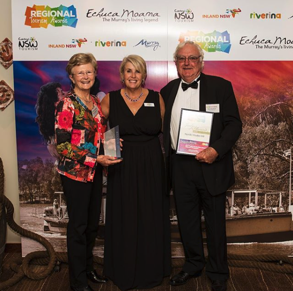 Nundle Wool Mill - Judges Award