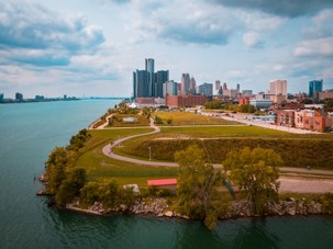 April 2019 - What an active month we have coming up now that winter has slipped its way out of metro Detroit!