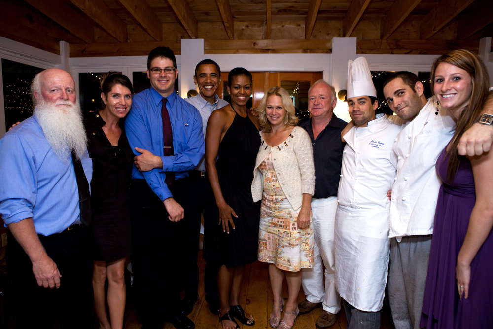 Presidential Dinner Obama 2010