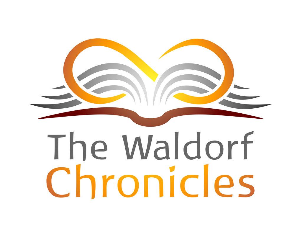 The Waldorf Chronicles, Logo Stacked.jpg