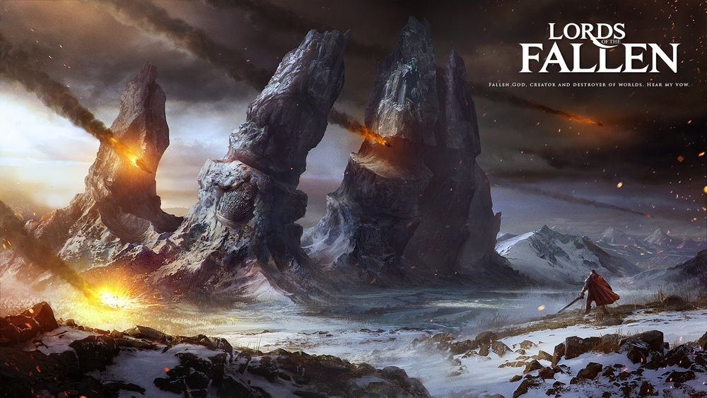 Lords of the Fallen  |  CI Games