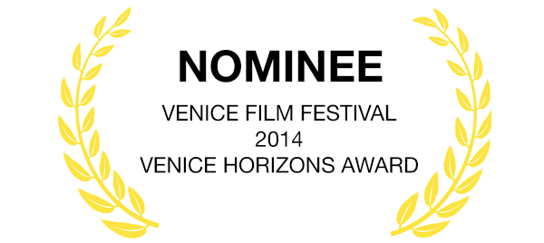 jackie-and-ryan-venice-film-festival-horizons-award-2014-nominee