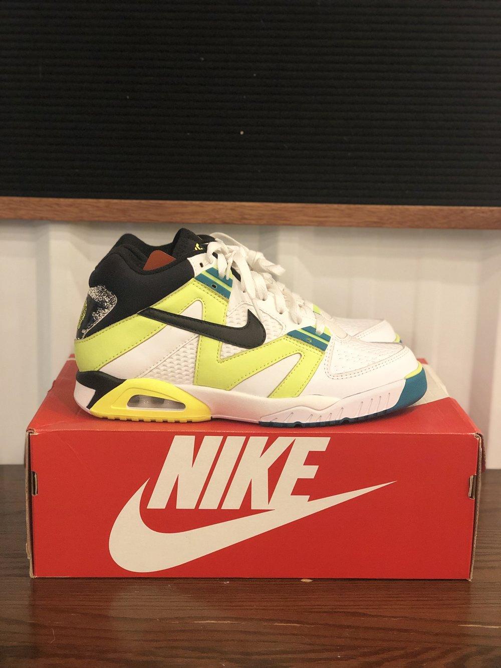 Nike Air Tech Challenge III — The Shoe Shine Shack 8d1deb0ea