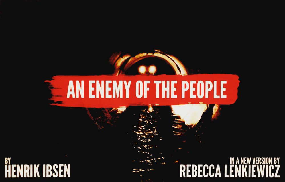 Fake News and Norwegian Politics - November 2017In his final production at Marymount Manhattan College, Max will take on Ibsen for the first time in An Enemy Of The People at Marymount Manhattan College as the young gun political reporter 'Mr. Billing'.