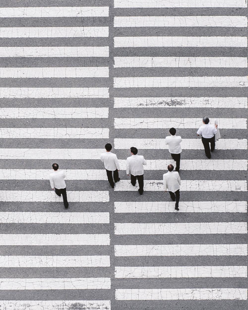 Urban Patterns - Kyungjun Lee