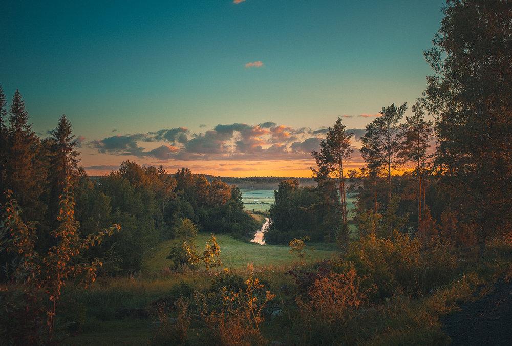 Finnish Countryside - Konsta Ryosa
