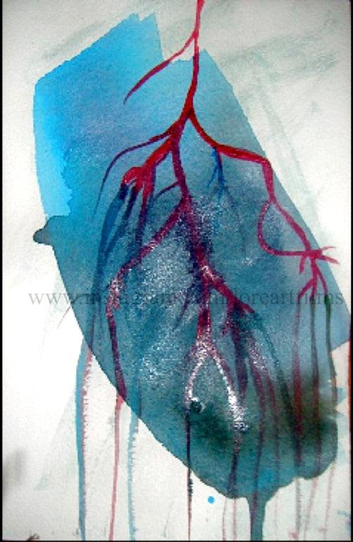 Willow tree  Watercolor on paper. Digital.  Digital $50