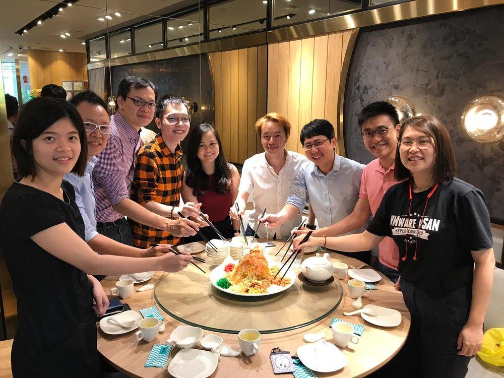 Team vSAN Loh Hei - Singapore