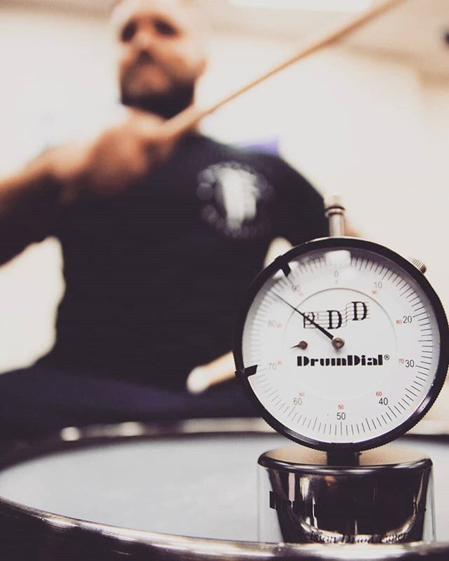 @drumdial is the industry standard when it comes to tuning your drums easily and precisely. We couldn't be happier to be a part of their family!  #drumdial #drums #geargoals #metal #metalcore #deathcore #drummer #drumming #musician