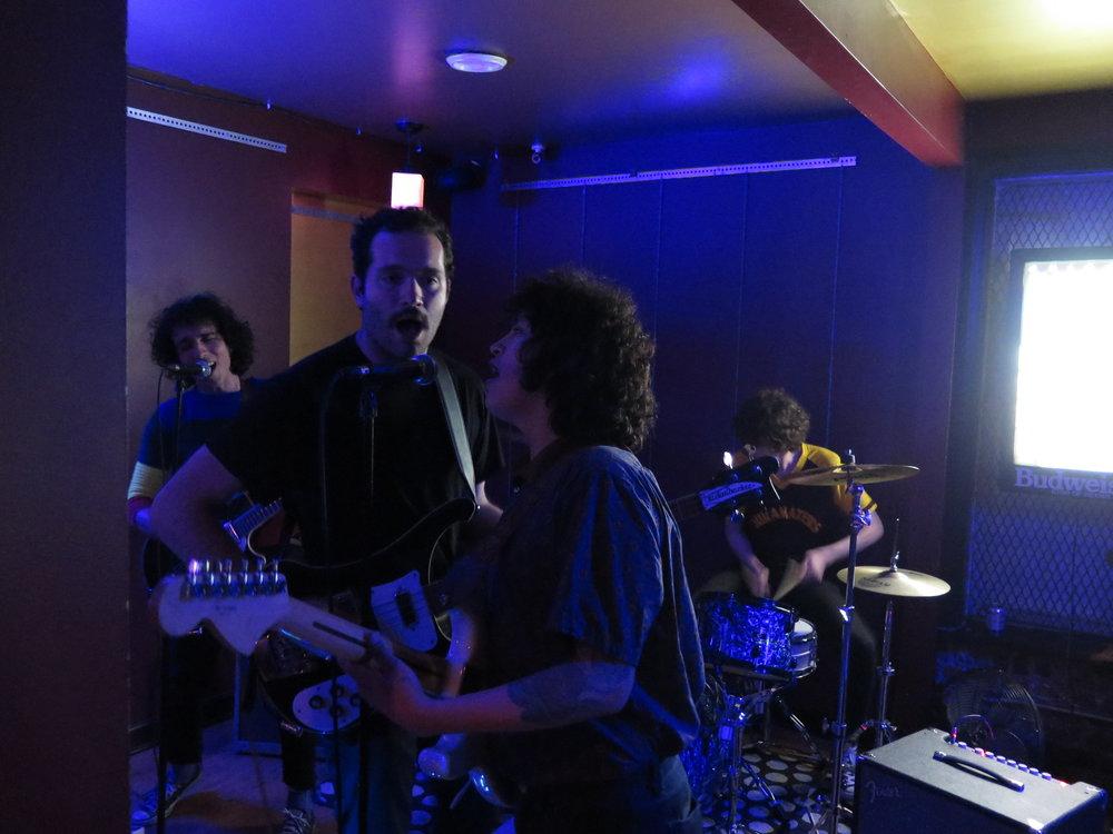 The Muckers / Magic Ian - Reed's LocalMar. 29th