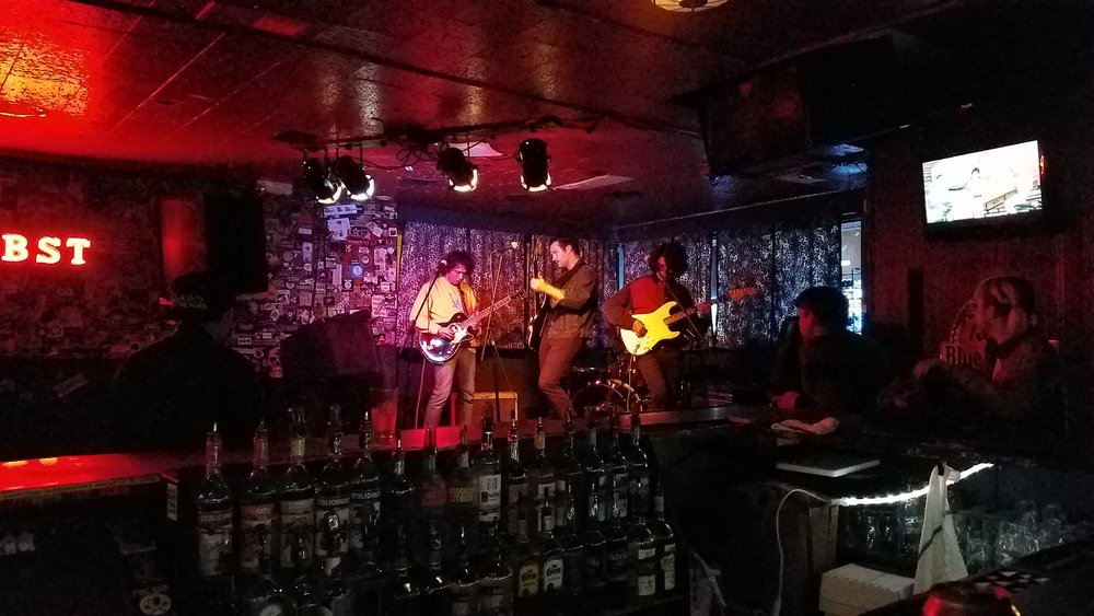 The Muckers (Denver, CO / Lion's Lair) / photo by LPL