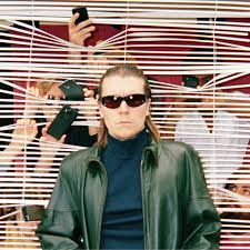 alex cameron - 5:15 - 6:00 | Blue StageEighties inspired pop that leans more toward The Cars than Blondie. This Australian is known for his solo theatrics.