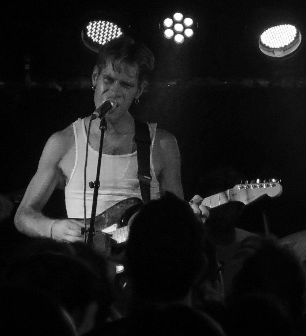 Aaron Maine of Porches