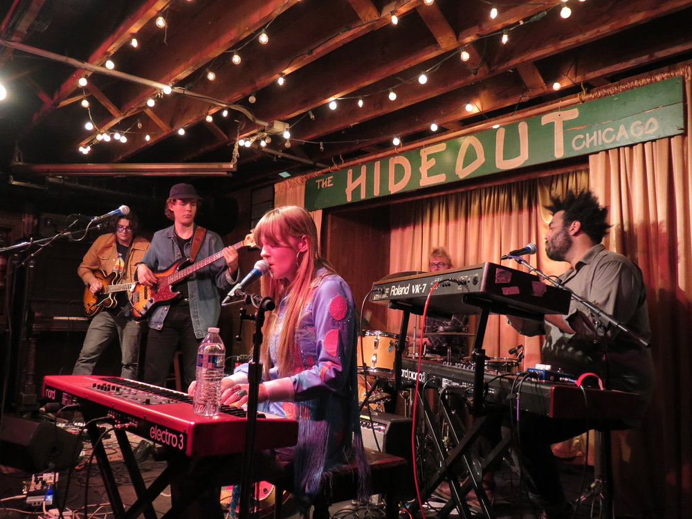 courtney marie andrews / samantha crain / david huckfelt (of the pines) - The HideoutSeptember 23rd