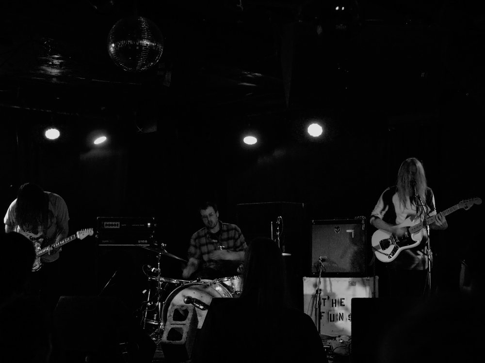 The Funs (record release) / Melkbelly / The Lipschitz - The Empty BottleNovember 14th