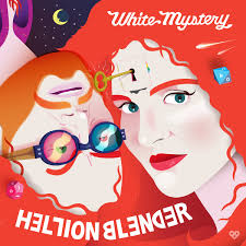 White Mystery - Hellion Blender April 20thThe sister-brother, guitar-drums duo has been around the scene for over a decade and have never stopped rocking it. Red hair flying, they always come to entertain. Hellion Blender turns it up a notch with plenty of Chicago references and flavor. They are hitting the Cubby Bear on January 5th. Tix are $8.-KPL
