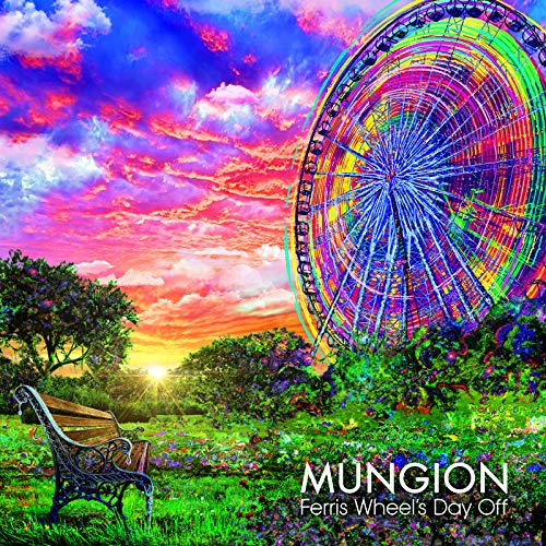 Mungion - Ferris Wheel's Day OffOctober 5thDamn fun and light, Ferris Wheel's Day Off is good for a mood stabilizer bent on happiness, encouraging your soul to have a little fun and go with the flow. Who needs a prescription when you have the music of Mungion?Mungion is hitting Martyrs' on New Years Eve! Tix are $20.-LPL