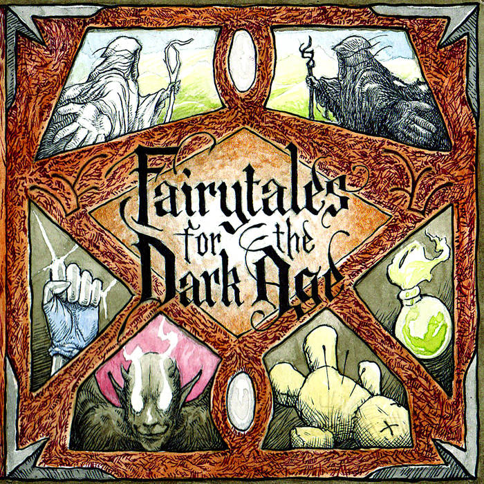 The Footlight District - Fairytales for the Dark Age